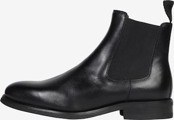 Scalpers Chelsea boots i svart
