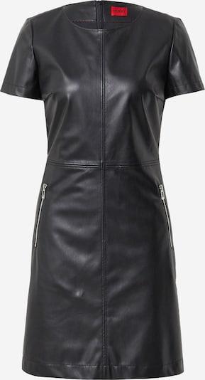 HUGO Kleid in schwarz, Produktansicht