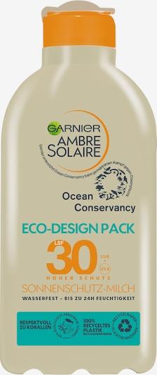GARNIER Sunscreen in Cream: Frontal view