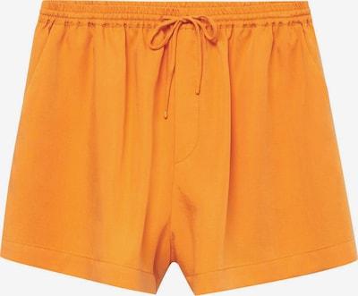 MANGO Панталон 'LIM' в оранжево, Преглед на продукта