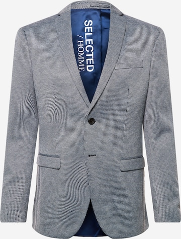 Veste de costume 'MORRIS' SELECTED HOMME en bleu