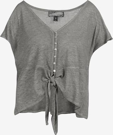 Tricou de la DreiMaster Vintage pe gri