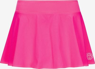 BIDI BADU Rock Zina Tech Skort mit integrierter Shorts in pink, Produktansicht