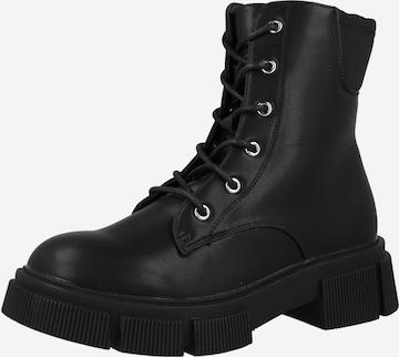 NEW LOOK Stiefel 'DOVER' - Čierna