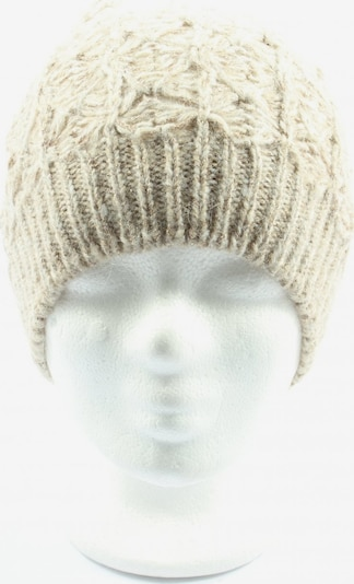 Sisley Hat & Cap in XS-XL in Wool white, Item view