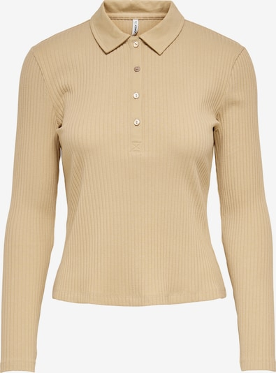 ONLY Shirt 'Uma' in hellbeige, Produktansicht