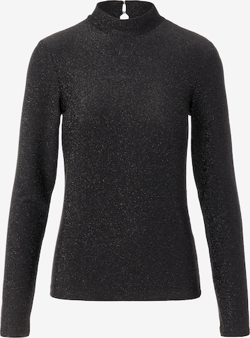 PIECES Shirt 'Rina' in Schwarz