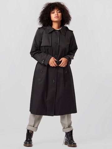 Lauren Ralph Lauren Mantel in Black