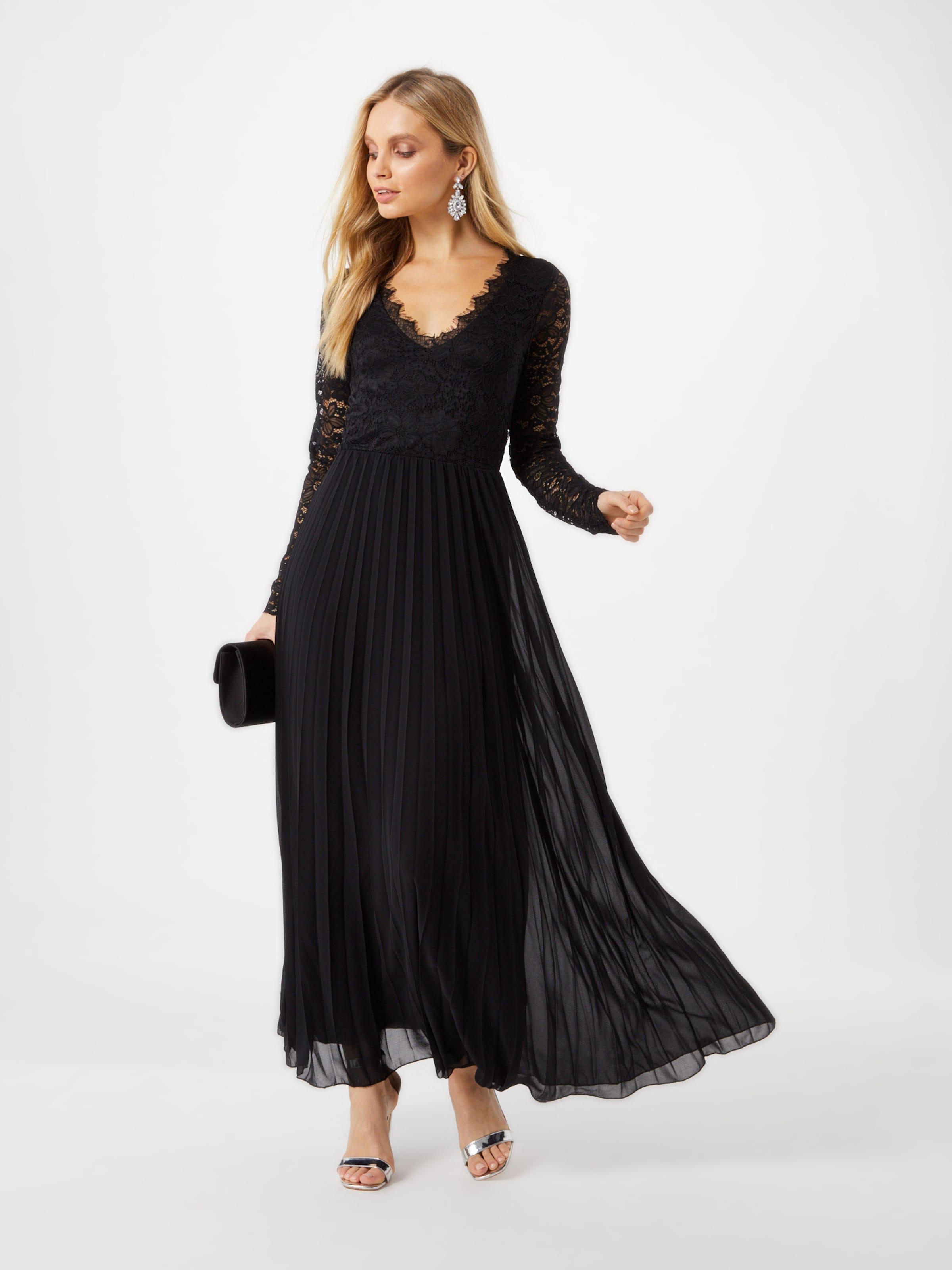 Mela London Estélyi ruhák fekete színben