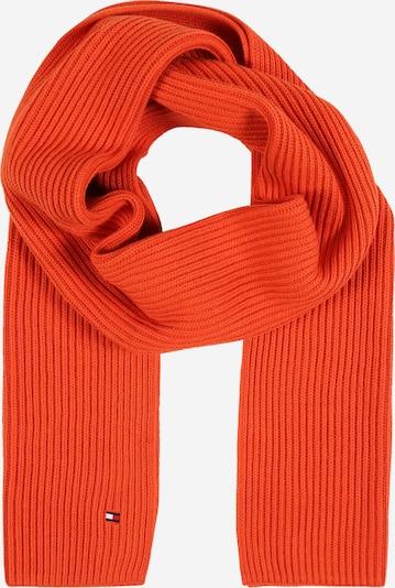 TOMMY HILFIGER Schal 'PIMA' in orange, Produktansicht