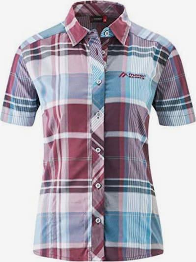 Maier Sports Bluse in mischfarben, Produktansicht