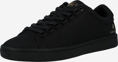 SikSilk Sneakers 'Prestige' in Gold / Black, Item view