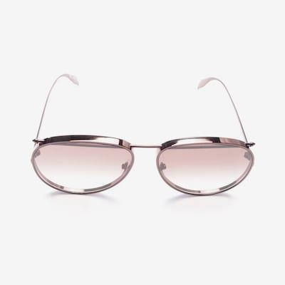 Alexander McQueen Sunglasses in One size in Copper, Item view