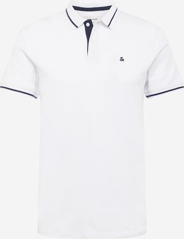 JACK & JONES Skjorte i hvit