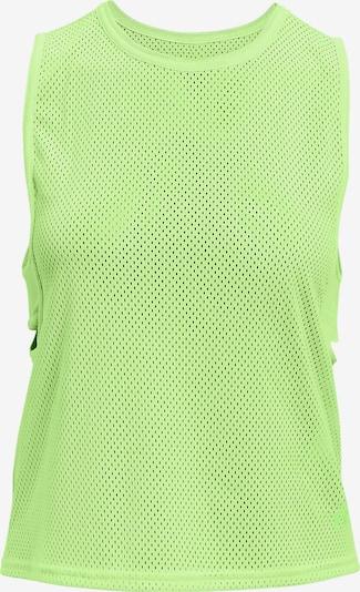UNDER ARMOUR Sportovní top - svítivě zelená / světle zelená, Produkt