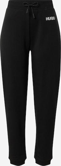 Pantaloni 'Dachibi' HUGO pe negru, Vizualizare produs