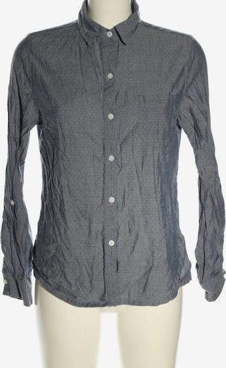 QUIKSILVER Langarm-Bluse in M in hellgrau, Produktansicht