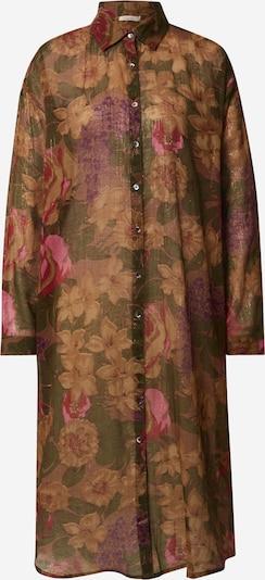 Mes Demoiselles Košulja haljina 'Amaranto' u kaki / miks boja, Pregled proizvoda