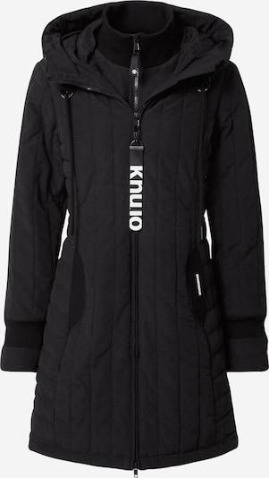 khujo Wintermantel 'Jerry Prime 4' in de kleur Zwart, Productweergave