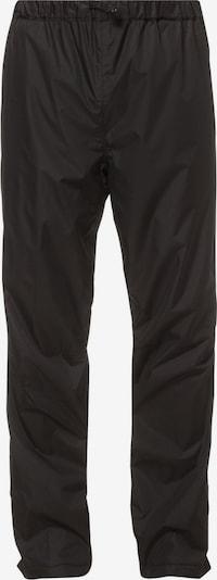 VAUDE Outdoorhose in schwarz, Produktansicht