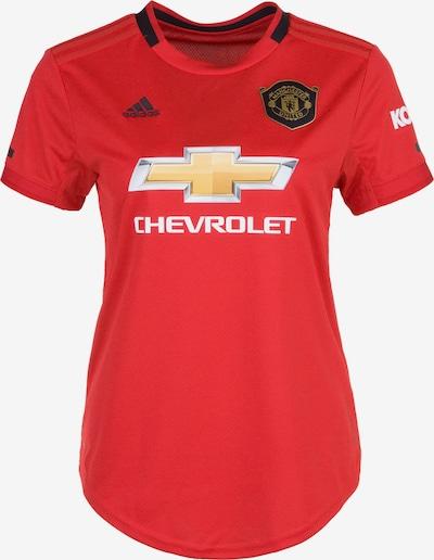 ADIDAS PERFORMANCE Maillot 'Manchester United' en or / rouge / noir, Vue avec produit