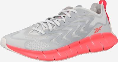 Reebok Classics Sneaker 'Zig Kinetica 21' in rauchgrau / hellgrau / neonpink, Produktansicht