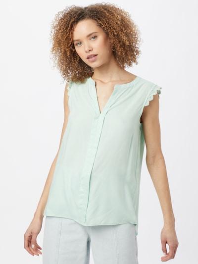 ONLY Bluzka w kolorze jasnozielonym, Podgląd na modelu(-ce)