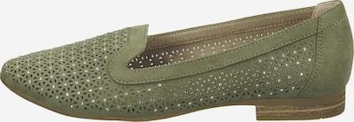 JANA Slipper in grün, Produktansicht