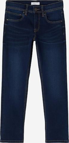 Jeans 'Silas' de la NAME IT pe albastru