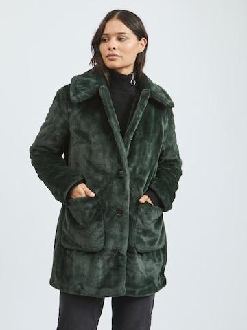 žalia VILA Demisezoninis paltas 'Boda'