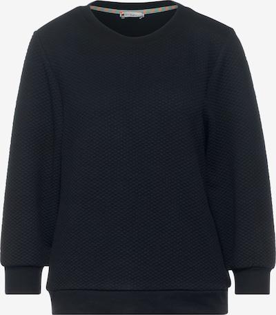 STREET ONE Sweatshirt in navy, Produktansicht
