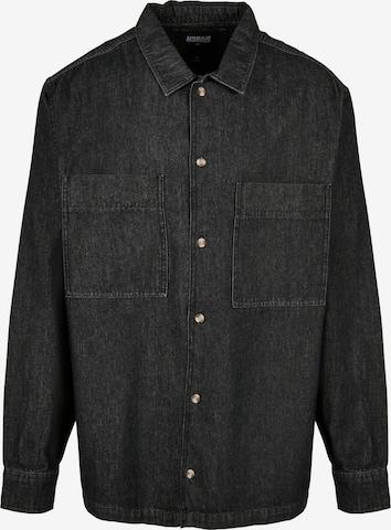 Camicia di Urban Classics in nero