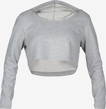 MOROTAI Athletic Sweatshirt in Grey