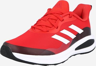 ADIDAS PERFORMANCE Chaussure de sport 'FortaRun Lace' en rouge / noir / blanc, Vue avec produit