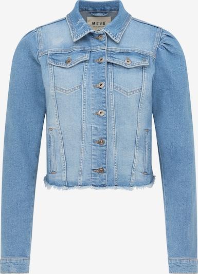 MUSTANG Jeansjacke in blue denim, Produktansicht