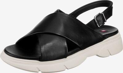 Högl Sandale in schwarz, Produktansicht