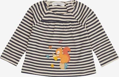 Sense Organics Shirt 'Adsila' in beige / taubenblau / orange / koralle, Produktansicht