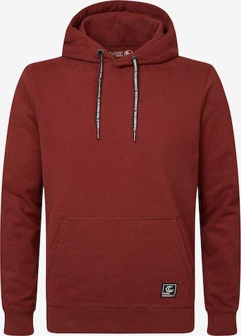Petrol Industries Sweatshirt in Rot