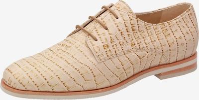 SIOUX Schuh in beige / creme, Produktansicht
