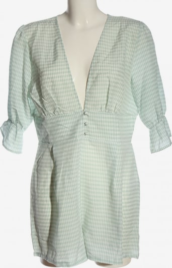 Boohoo Jumpsuit in XL in Green / White, Item view