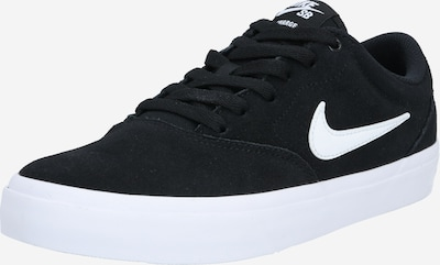 Nike SB Sneakers low 'Charge' in black / white, Item view