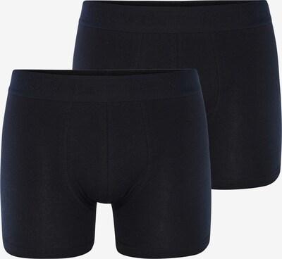 Phil & Co. Berlin Trunks 'Retro' in schwarz, Produktansicht