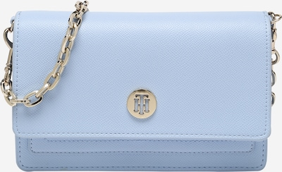 TOMMY HILFIGER Crossbody bag 'Honey' in Smoke blue / Gold, Item view
