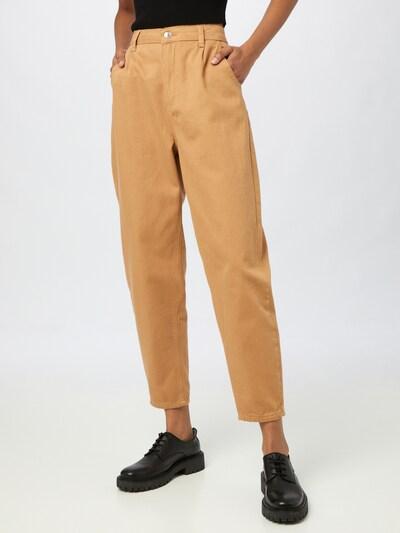 Pantaloni DeFacto pe maro cămilă, Vizualizare model