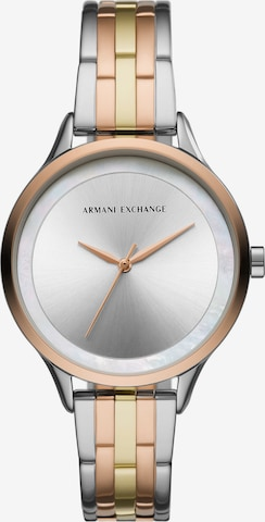 ARMANI EXCHANGE Analog Watch in Silver