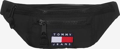 Borsetă Tommy Jeans pe albastru noapte / roșu / negru / alb, Vizualizare produs