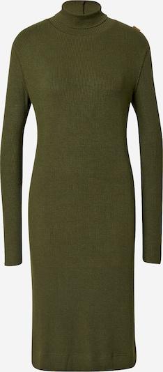 G-Star RAW Robes en maille en olive, Vue avec produit