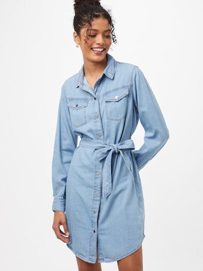 NEW LOOK Kleid 'JOLIE' in blue denim, Modelansicht