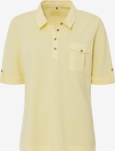 Olsen Shirt in gelb, Produktansicht