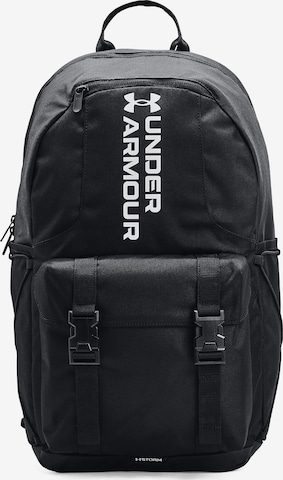 UNDER ARMOUR Sports Backpack in Black